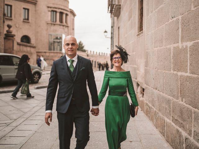 La boda de Isaac y Marie en Ávila, Ávila 172