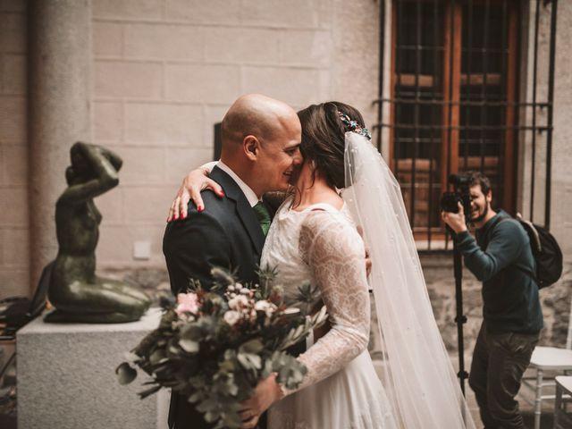 La boda de Isaac y Marie en Ávila, Ávila 174
