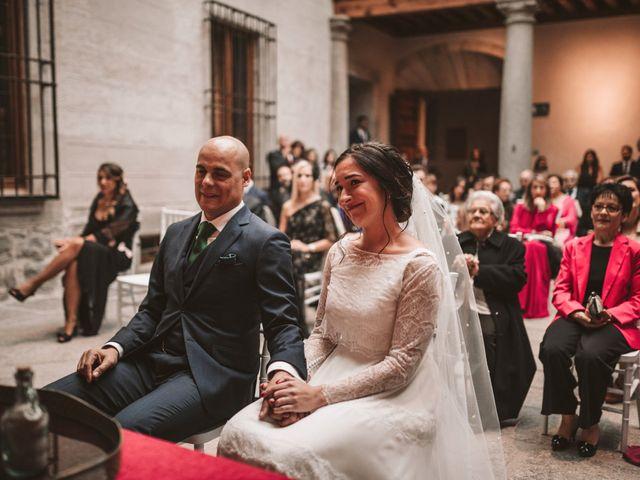 La boda de Isaac y Marie en Ávila, Ávila 175