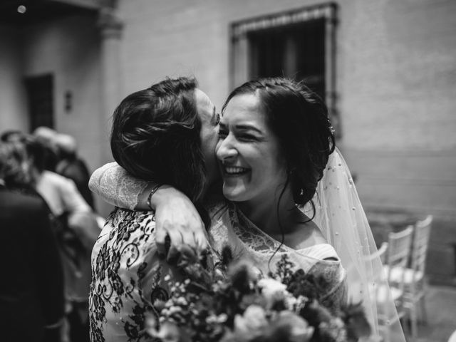 La boda de Isaac y Marie en Ávila, Ávila 183
