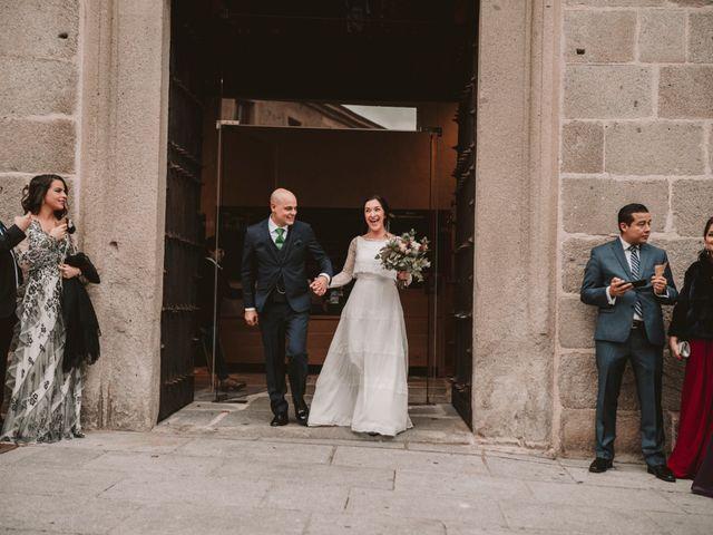 La boda de Isaac y Marie en Ávila, Ávila 185