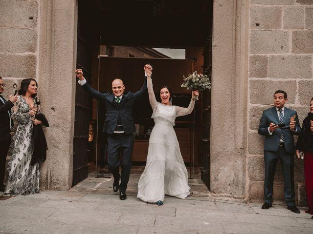 La boda de Isaac y Marie en Ávila, Ávila 186