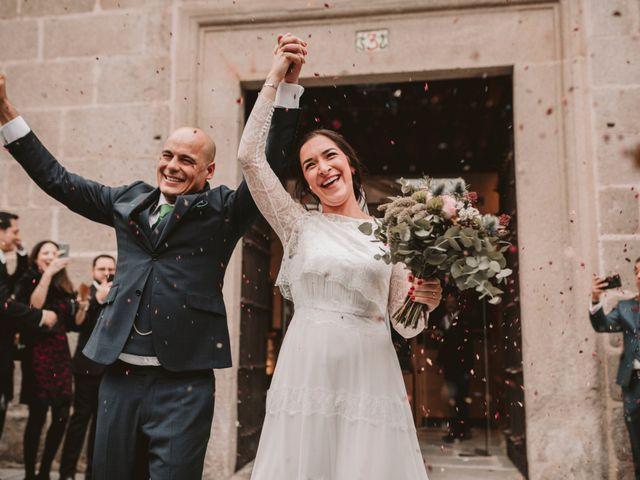 La boda de Isaac y Marie en Ávila, Ávila 187