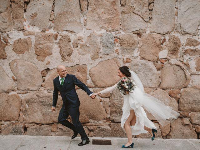 La boda de Isaac y Marie en Ávila, Ávila 189