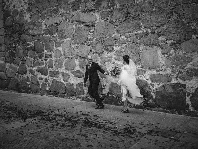 La boda de Isaac y Marie en Ávila, Ávila 197