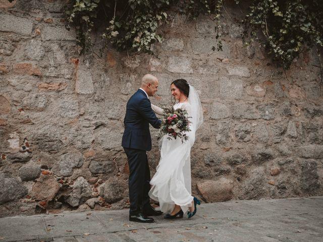 La boda de Isaac y Marie en Ávila, Ávila 198