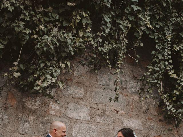 La boda de Isaac y Marie en Ávila, Ávila 199