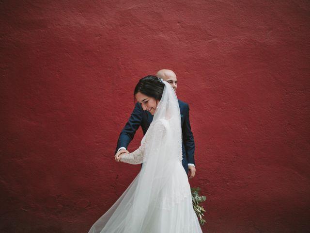 La boda de Isaac y Marie en Ávila, Ávila 201