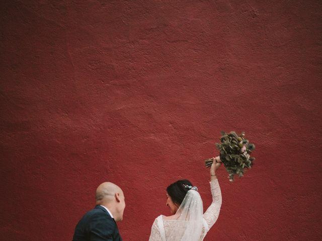 La boda de Isaac y Marie en Ávila, Ávila 203