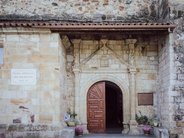 La boda de David y Paula en Limpias, Cantabria 46