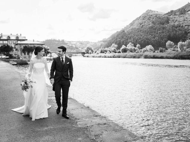 La boda de David y Paula en Limpias, Cantabria 52