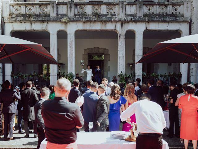 La boda de David y Paula en Limpias, Cantabria 58