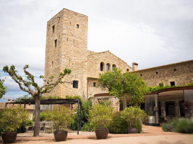 La boda de Tal y Ben en La Bisbal d'Empordà, Girona 9