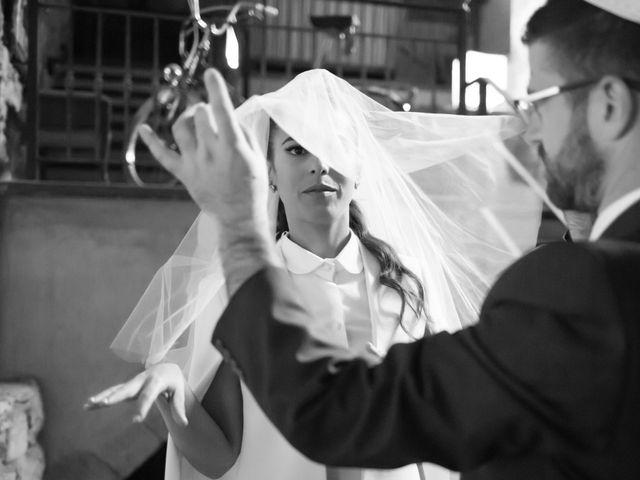 La boda de Tal y Ben en La Bisbal d'Empordà, Girona 1