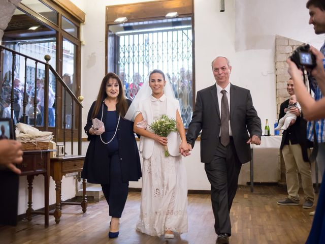 La boda de Tal y Ben en La Bisbal d'Empordà, Girona 23