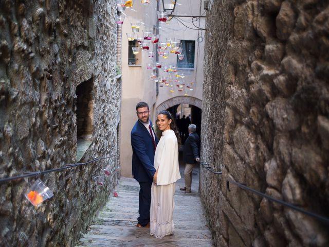 La boda de Tal y Ben en La Bisbal d'Empordà, Girona 30