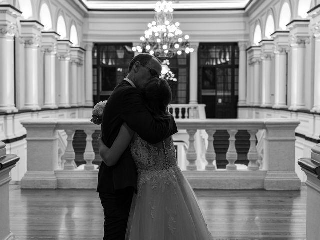 La boda de Gaizka y Melissa en Bilbao, Vizcaya 25