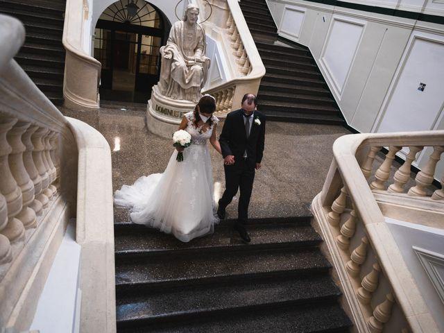 La boda de Gaizka y Melissa en Bilbao, Vizcaya 28