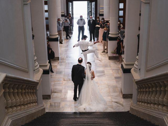 La boda de Gaizka y Melissa en Bilbao, Vizcaya 29