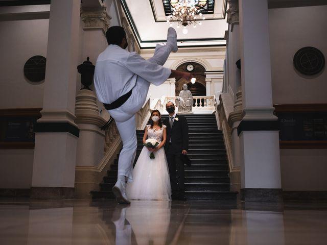 La boda de Gaizka y Melissa en Bilbao, Vizcaya 30