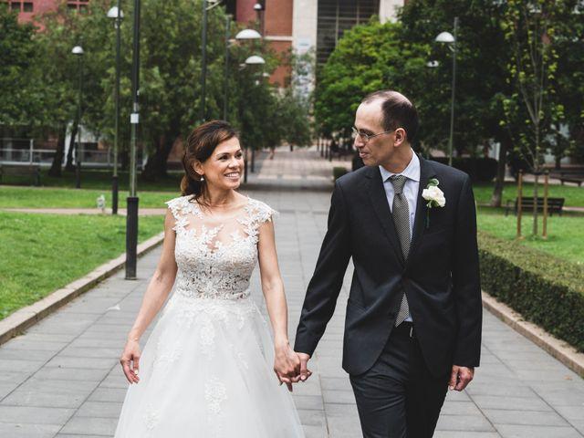 La boda de Gaizka y Melissa en Bilbao, Vizcaya 35