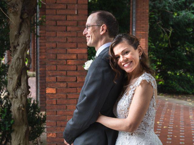 La boda de Melissa y Gaizka