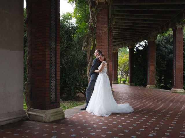 La boda de Gaizka y Melissa en Bilbao, Vizcaya 37