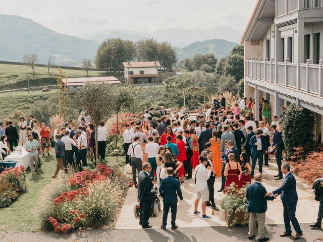 La boda de Ivan y Juncal en Pueblo Zizurkil, Guipúzcoa 44