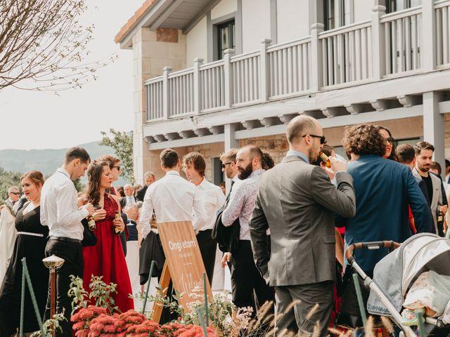 La boda de Ivan y Juncal en Pueblo Zizurkil, Guipúzcoa 45