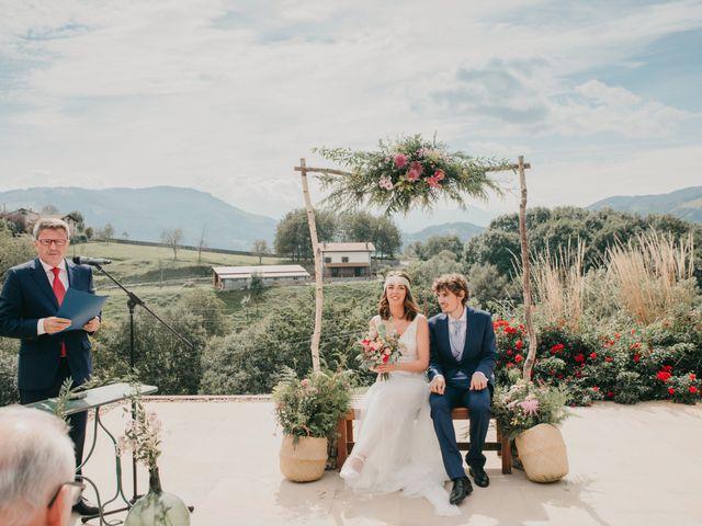 La boda de Ivan y Juncal en Pueblo Zizurkil, Guipúzcoa 55