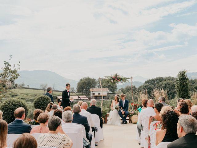 La boda de Ivan y Juncal en Pueblo Zizurkil, Guipúzcoa 64