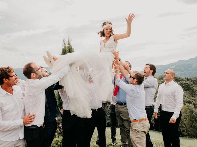La boda de Ivan y Juncal en Pueblo Zizurkil, Guipúzcoa 109