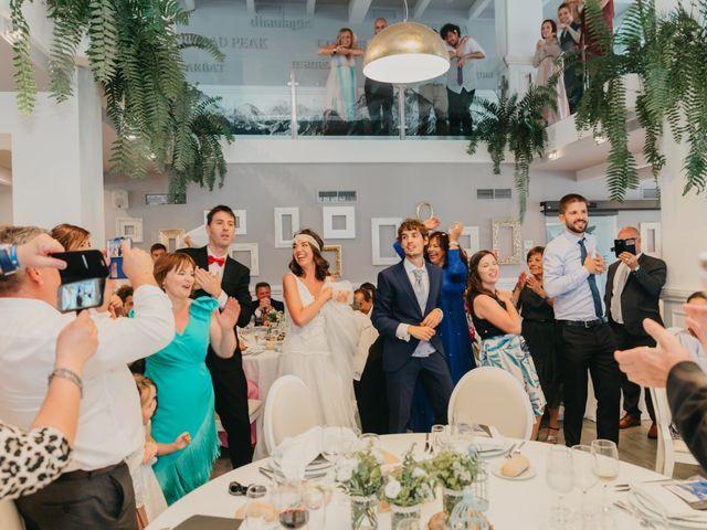 La boda de Ivan y Juncal en Pueblo Zizurkil, Guipúzcoa 127
