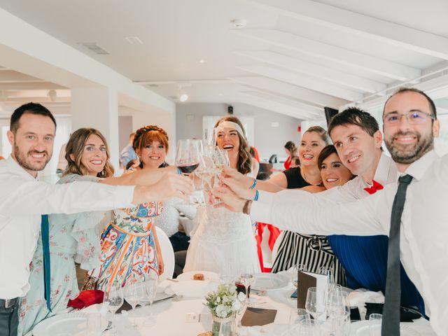 La boda de Ivan y Juncal en Pueblo Zizurkil, Guipúzcoa 141