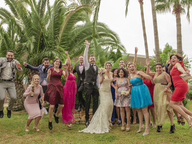 La boda de Antonio y Cristina en Alzira, Valencia 35
