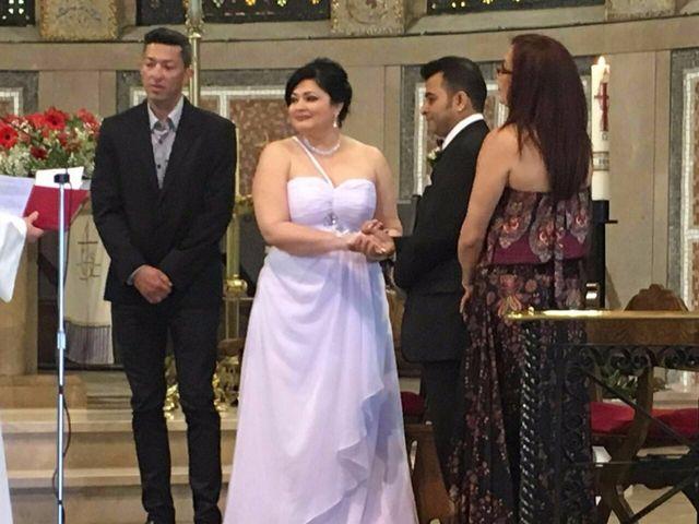 La boda de Mohit y Katiuska  en Molins De Rei, Barcelona 5