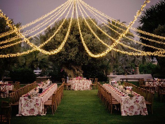 La boda de Óscar  y Ana en Aspe, Alicante 1