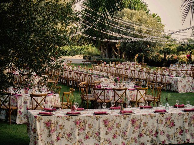 La boda de Óscar  y Ana en Aspe, Alicante 2