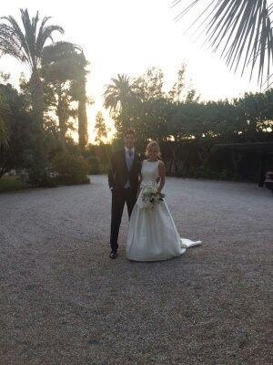 La boda de Óscar  y Ana en Aspe, Alicante 5