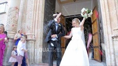 La boda de Óscar  y Ana en Aspe, Alicante 7