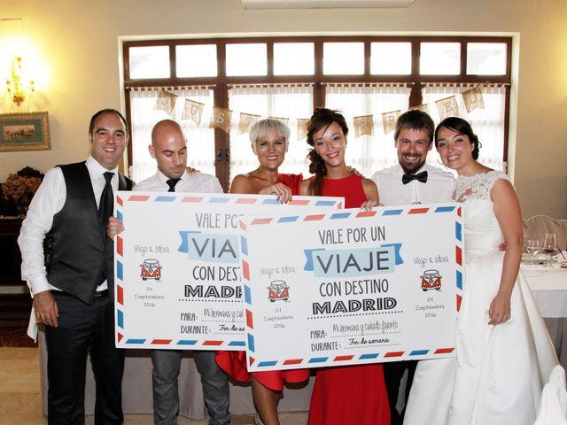 La boda de Iñigo  y Idoia   en Eibar, Guipúzcoa 11