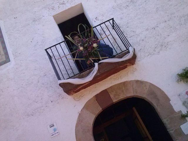 La boda de Juanjo y Montse en Begues, Barcelona 3
