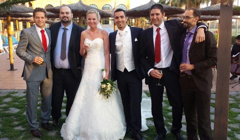 La boda de Tomás  y Helena  en El Puerto De Santa Maria, Cádiz