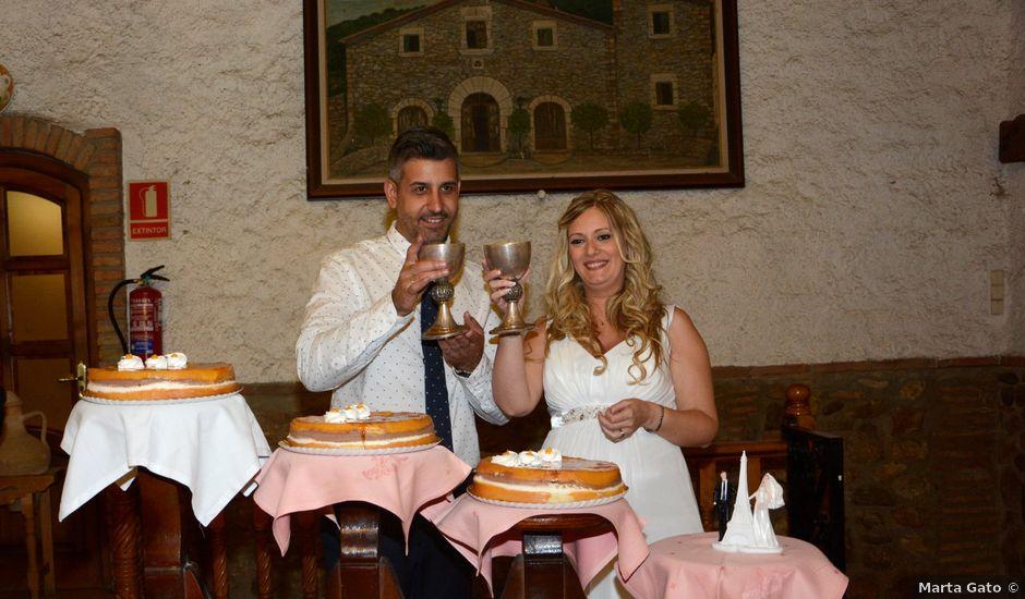 La boda de Jordi y Sandra en Montcada I Reixac, Barcelona