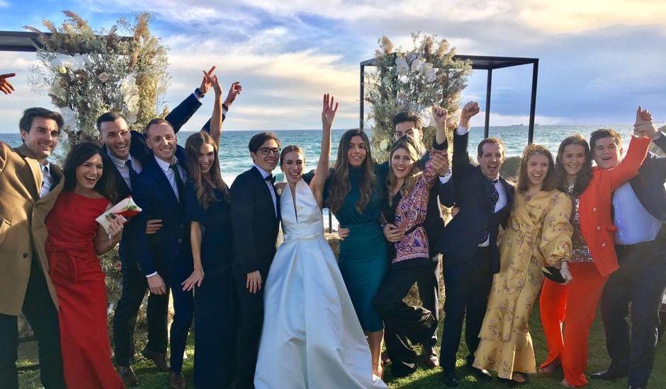 La boda de Juan y Laura en Altafulla, Tarragona