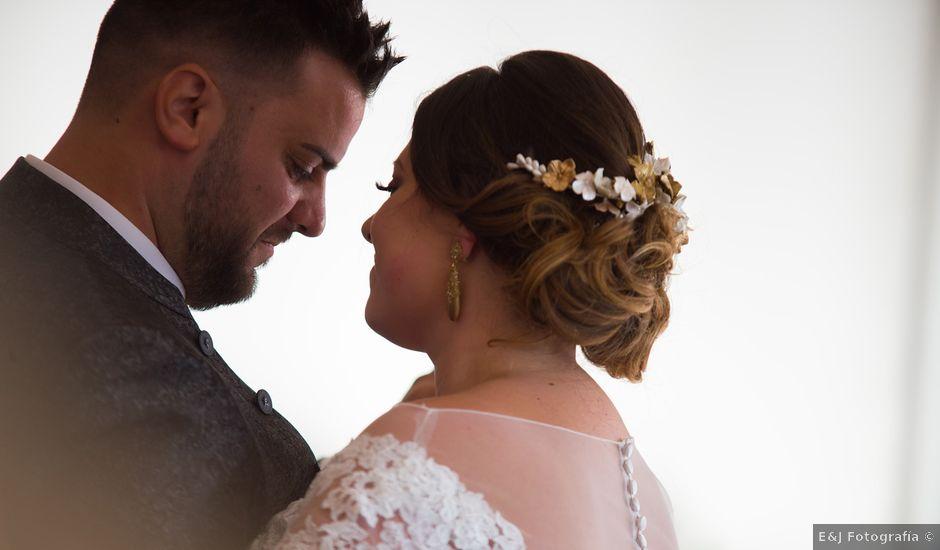 La boda de Francisco y Isa en Otura, Granada