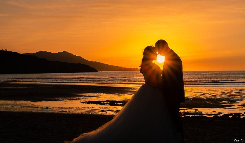 La boda de Jon Ander y Yasmin en Etxebarri, Vizcaya