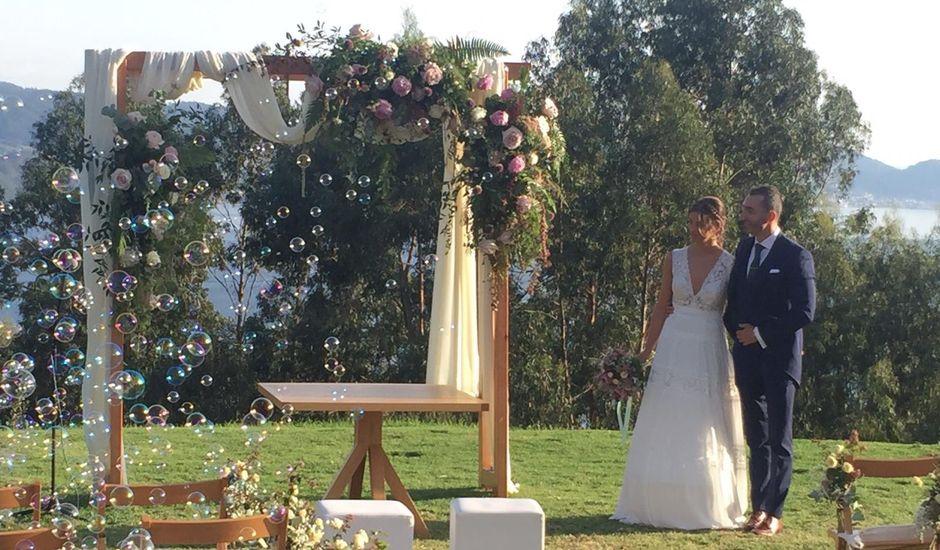 La boda de Oscar y Carla en Raxó (Poio), Pontevedra