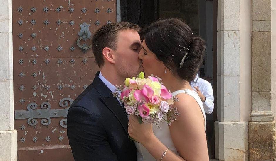 La boda de Cristina y Javier en Sant Pere De Ribes, Barcelona