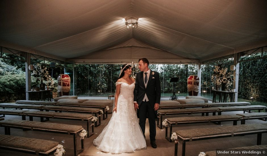 La boda de Antonio y Conchi en Illescas, Toledo